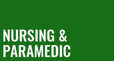 Nursing & Paramedic