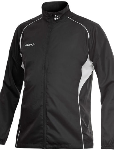 Track and field wind jacket