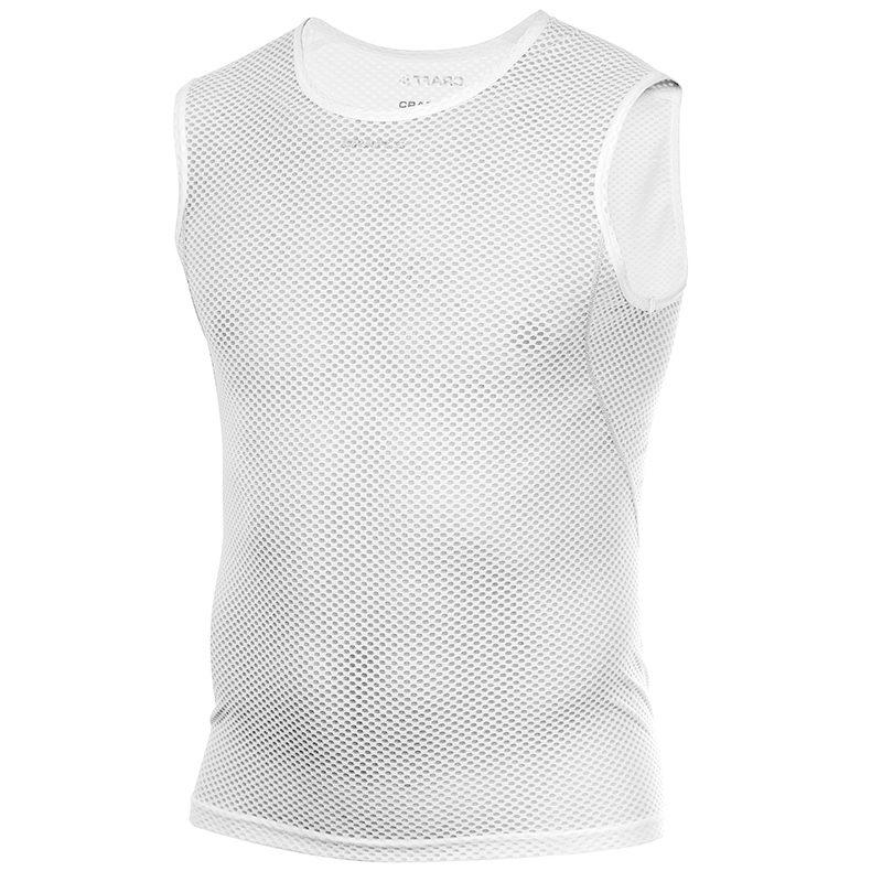 Cool mesh superlight sleeveless base layer