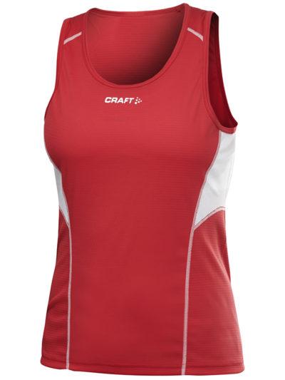 Women's singlet racing vest