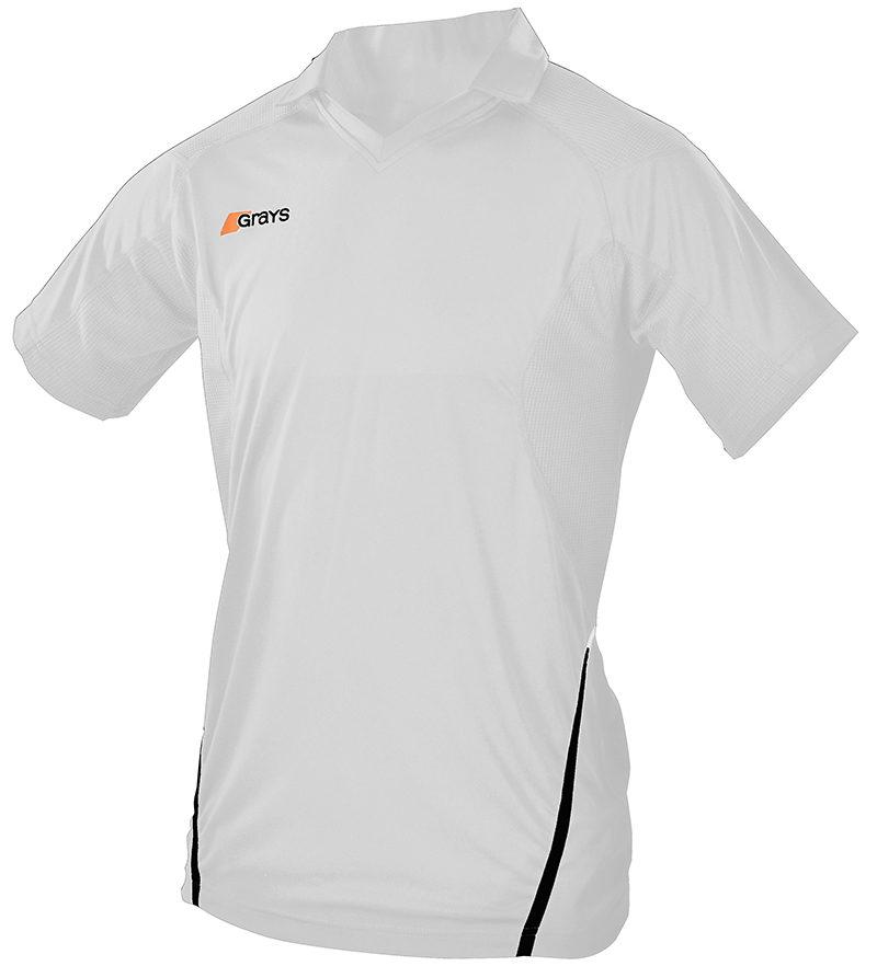 G750 collar V hockey shirt