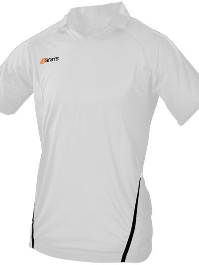 Kids G750 collar V hockey shirt