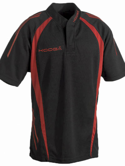 Kids teamwear print/panel match shirt