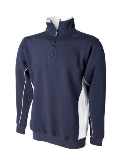 1/4 zip sweatshirt