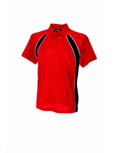 Jersey team polo