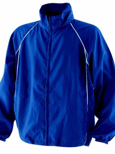 Kids showerproof training jacket