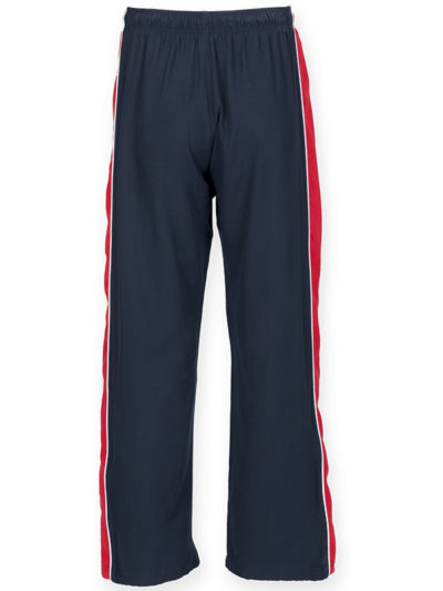 Piped track pant