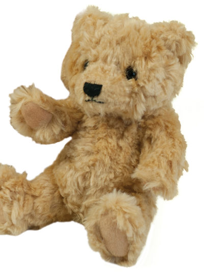 Classic jointed teddy bear