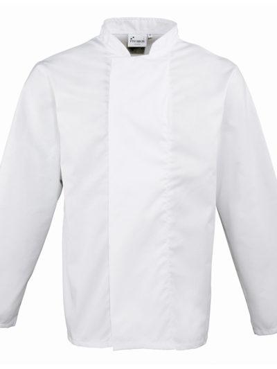 Coolmax¨ long sleeve chef's jacket
