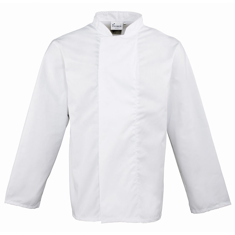 Coolmax¨ long sleeve chef's jacket