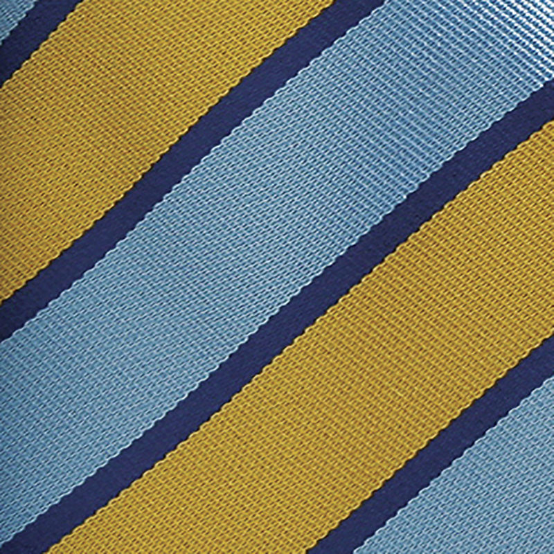 Tie - wide stripes