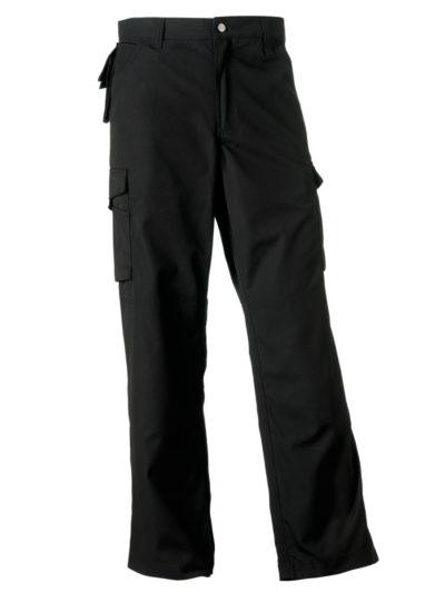 Russell Heavy Duty Trousers (Reg) Black