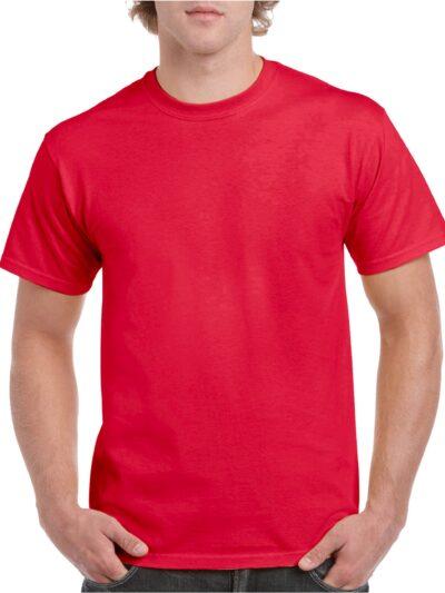 Gildan Hammer Adult T-Shirt Sport Scarlet Red
