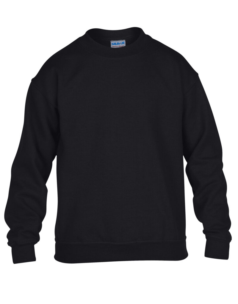 Gildan Heavy Blend™ Youth Crewneck Sweatshirt (18000B)