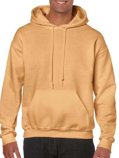 Gildan Heavy Blend™ Adult Hooded Sweatshirt Old Gold
