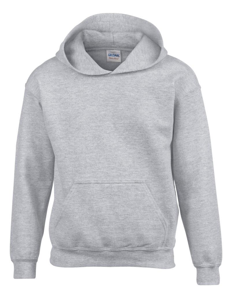 Gildan Heavy Blend™ Youth Hooded Sweatshirt (18500B)