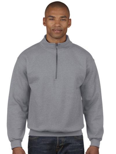 Gildan Adult Vintage 1/4 Zip Sweatshirt