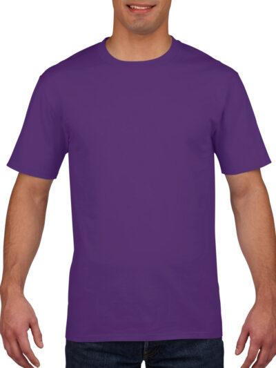 Gildan Premium Cotton® Adult T-Shirt Purple