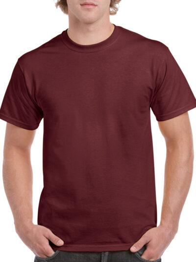 Gildan Heavy Cotton™ Adult T-Shirt Maroon
