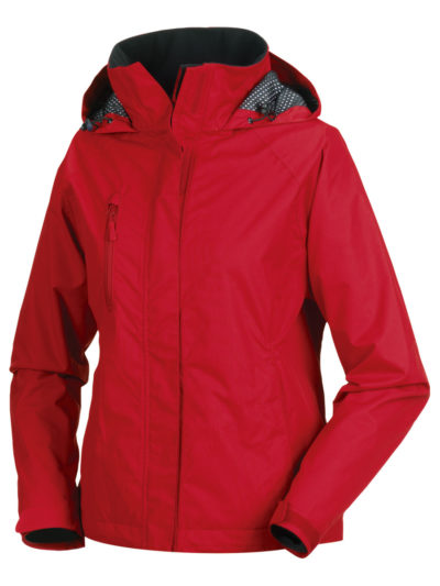 Russell Ladies' Hydraplus 2000 Jacket Classic Red