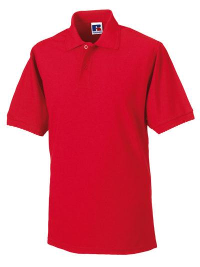 Russell Hardwearing Polycotton Polo Shirt (599M)