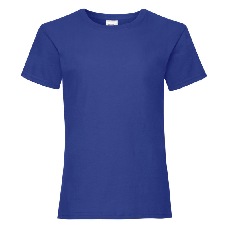 Fruit Of The Loom Girl's Valueweight T-Shirt (61005)