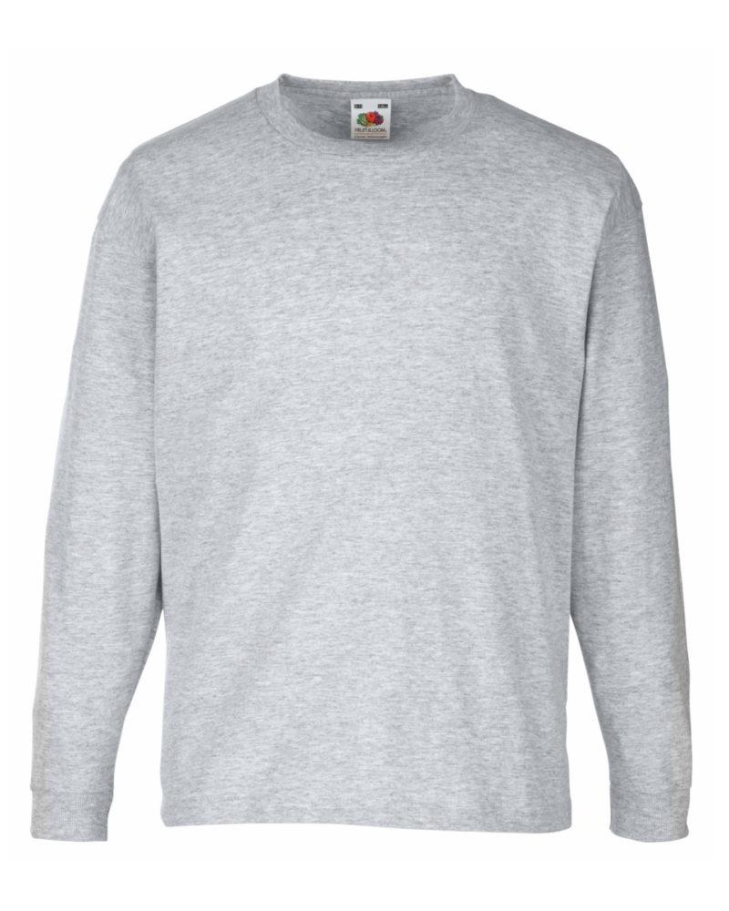 Children's Valuweight Long Sleeve T-Shirt