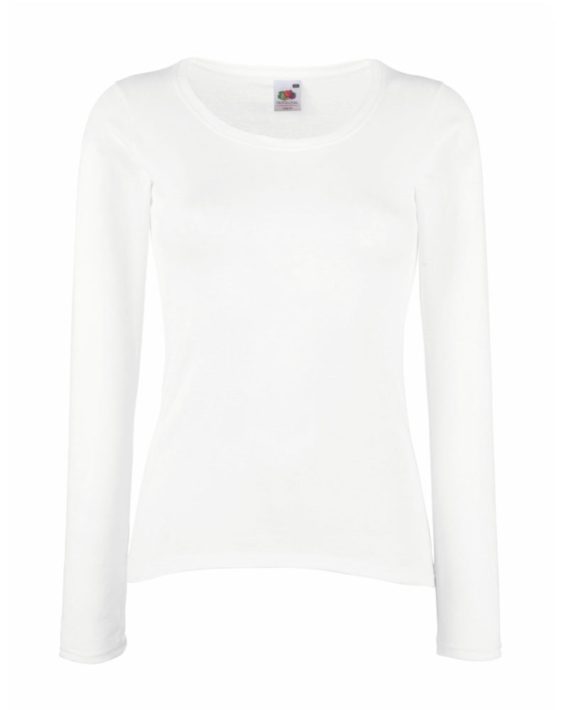Lady-Fit Valueweight Long Sleeve T-Shirt