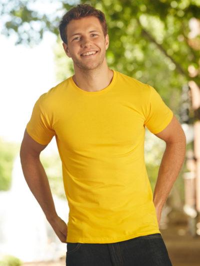 Fruit Of The Loom Mens Softspun Tshirt