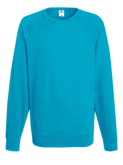 FOTL Men's Lightweight Raglan Sweat