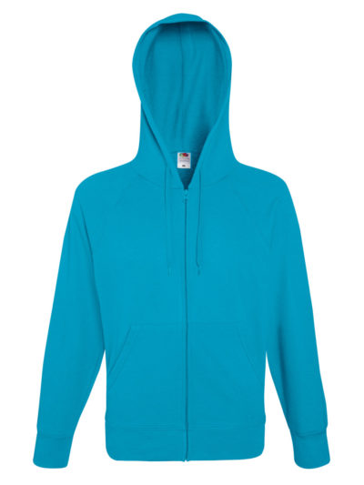 FOTL Men's Lightweight Hooded Sweat Jkt
