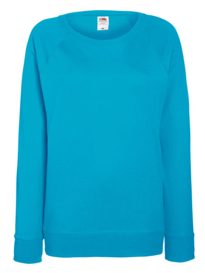 FOTL Lady-Fit Lightweight Raglan Sweat