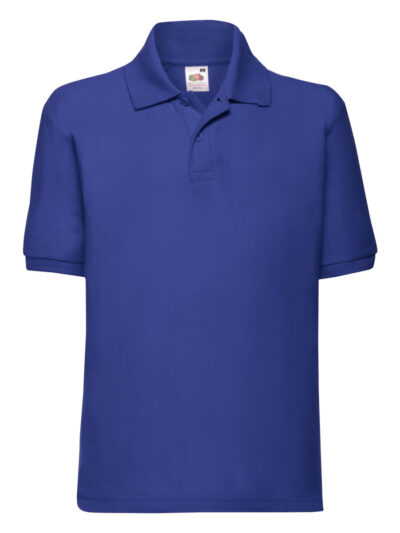 Fruit Of The Loom Kid's 65/35 Polo (63417)