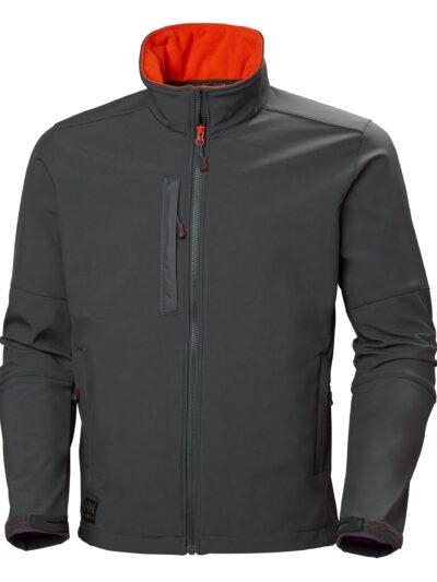 Helly Hansen Kensington Softshell Jacket Dark Grey