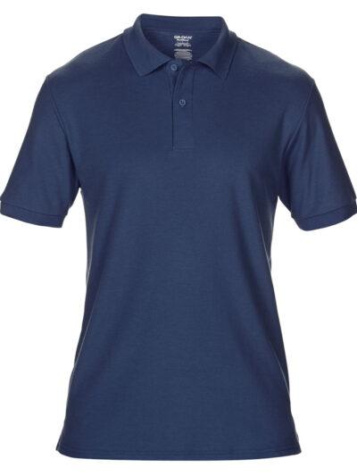 Gildan DryBlend® Adult Double Piqué Polo Navy Blue