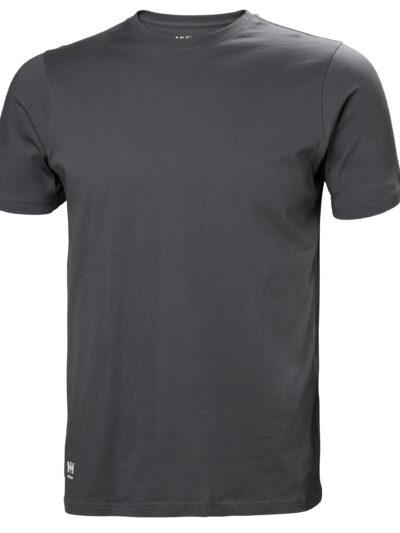 Helly Hansen Manchester T-Shirt Dark Grey