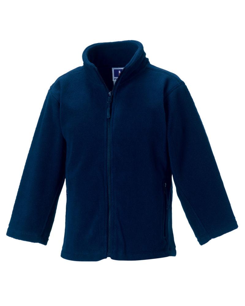 Full Zip Fleece