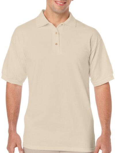 Gildan DryBlend® Adult Jersey Sport Shirt Sand