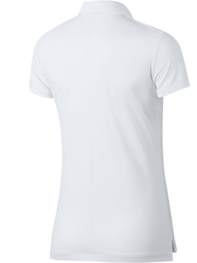 Nike Golf Women's Dry Fit Golf Polo White