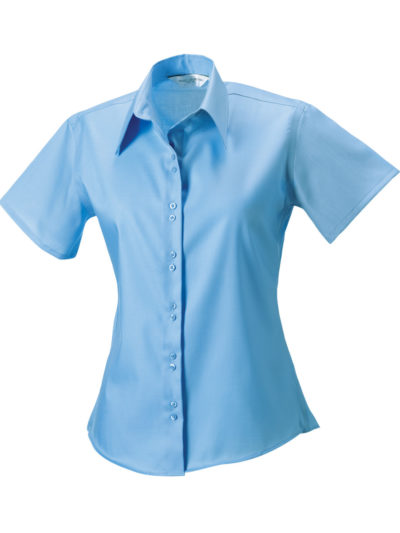 Ladies' Short Sleeve Ultimate Non-Iron Shirt