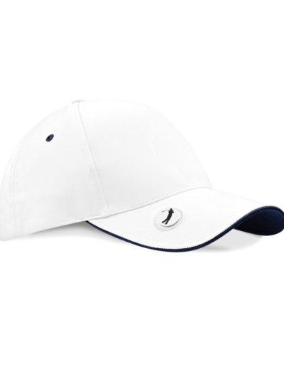Beechfield Ball Mark Golf Cap