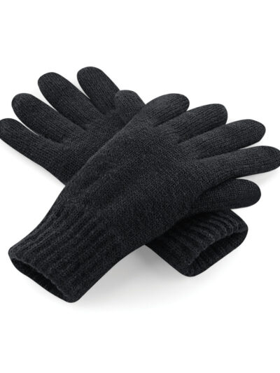 Beechfield Classic Thinsulate™ Gloves Black