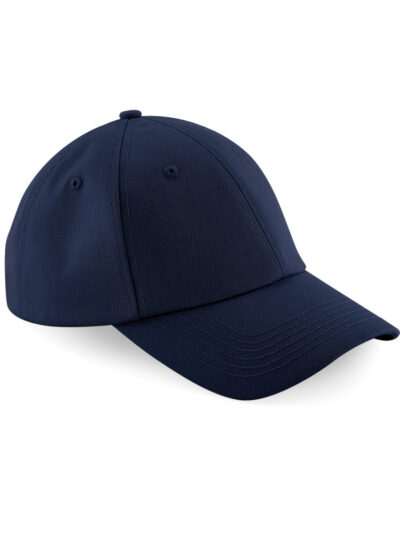 Beechfield Authentic Baseball Cap French Navy