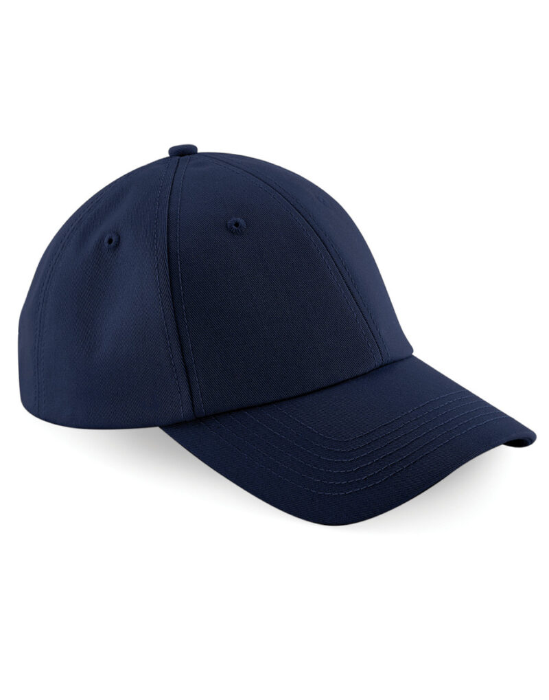 Beechfield Authentic Baseball Cap French Navy