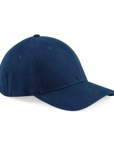 Beechfield Signature Stretch-Fit Baseball Cap French Navy