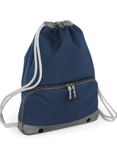 Bagbase Athleisure Gymsac French Navy