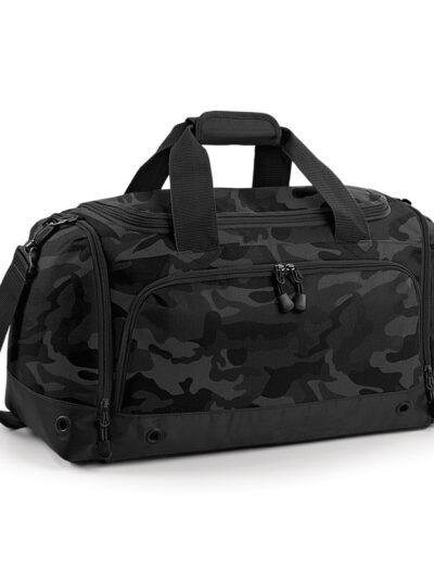 Bagbase Athleisure Holdall Midnight Camo