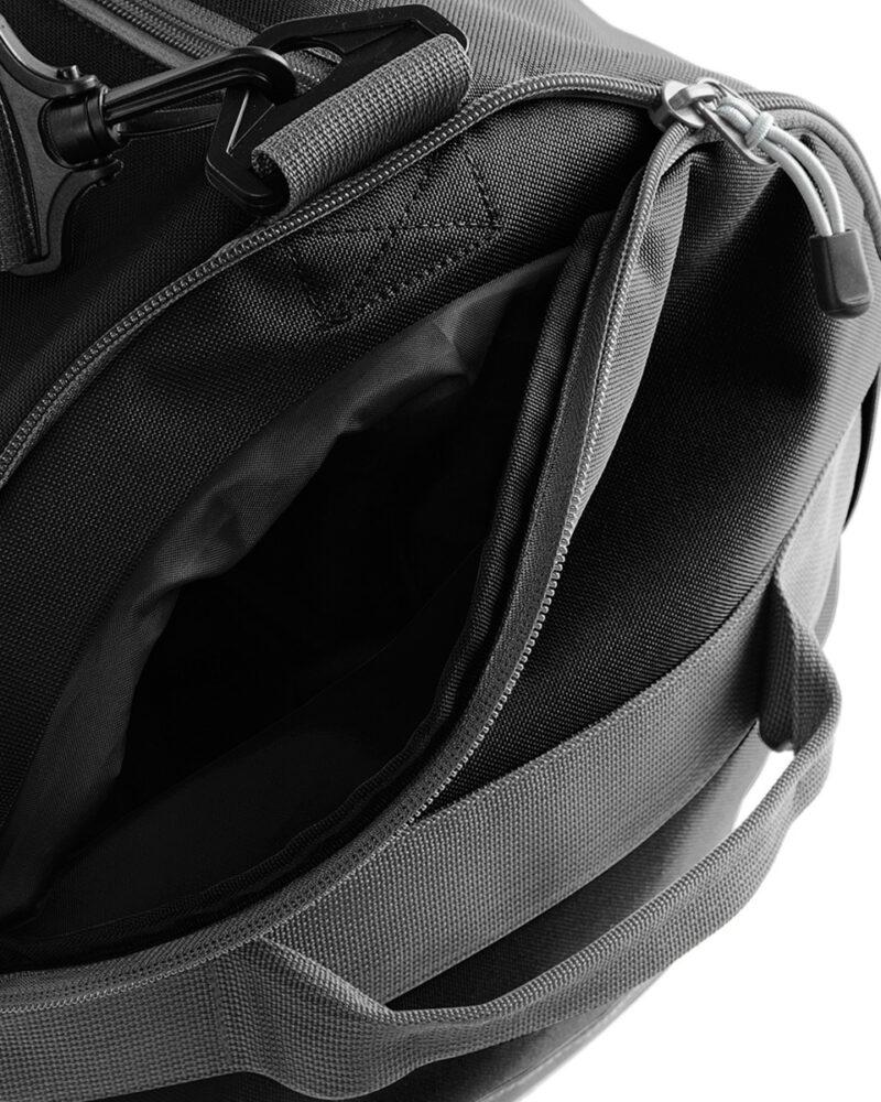 Bagbase Athleisure Kit Bag Black