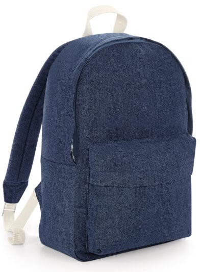 Bagbase Denim Backpack Denim Blue