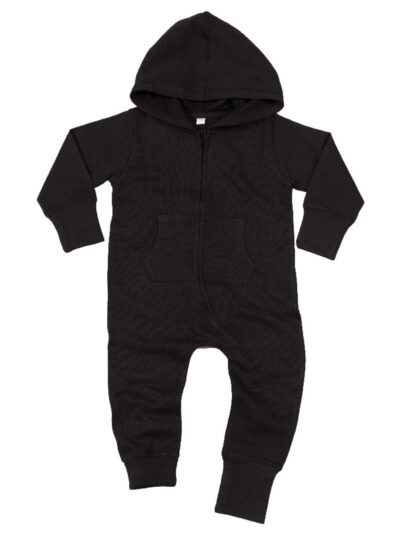 Babybugz Baby All-in-One Black